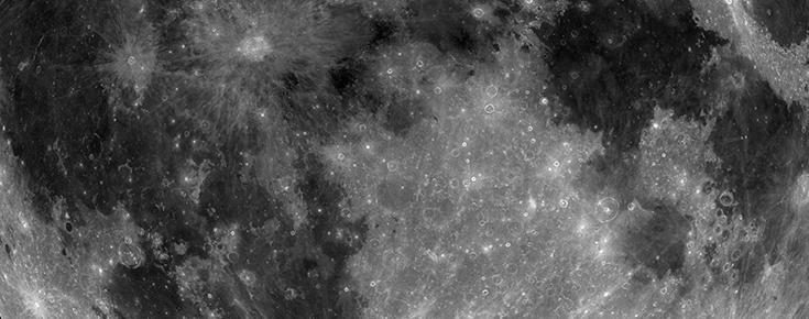 Pormenor da Lua