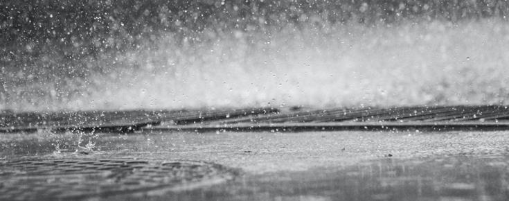 Chuva intensa