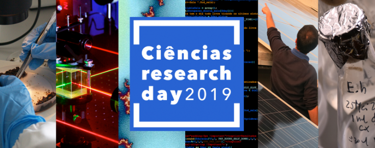 Ciências Research Day - Save the Date