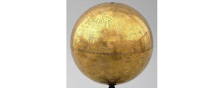 "Conferência no âmbito do projeto MEDEA-CHART | CIUHCT ""Johann Schöner's Globe of 1523: The Final Resolution of the Crisis in Renaissance Cosmography"""