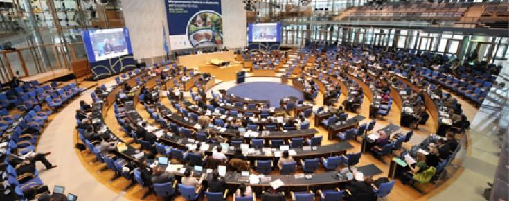 Primeiro plenário do IPBES