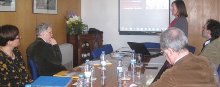 FCUL promove cooperação com EMBL