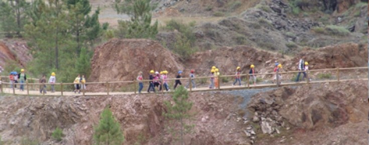 Aldeia mineira do Lousal