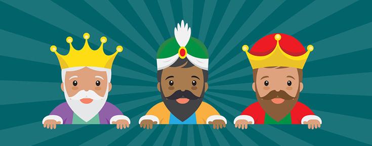 Campanha de Solidariedade do Natal aos Reis