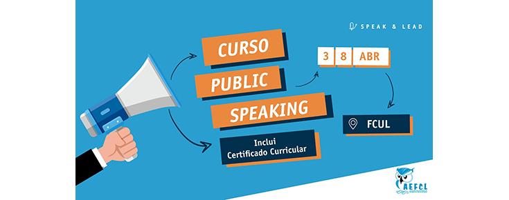 Curso de Public Speaking