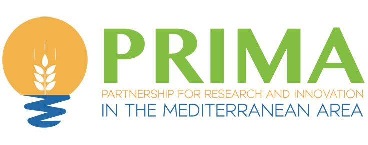 Logótipo da parceria PRIMA