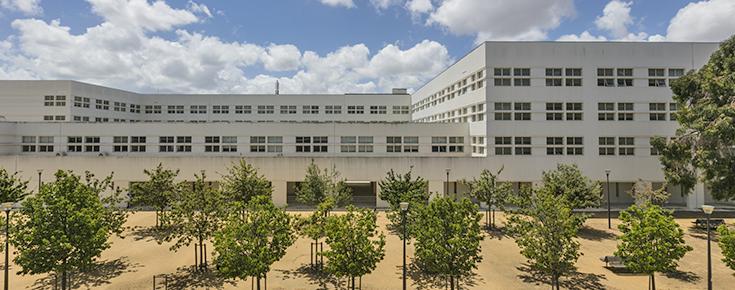 Edifício C6 da Faculdade de Ciências