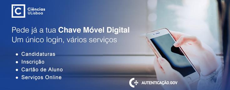 Chave Móvel Digital: serviços disponíveis