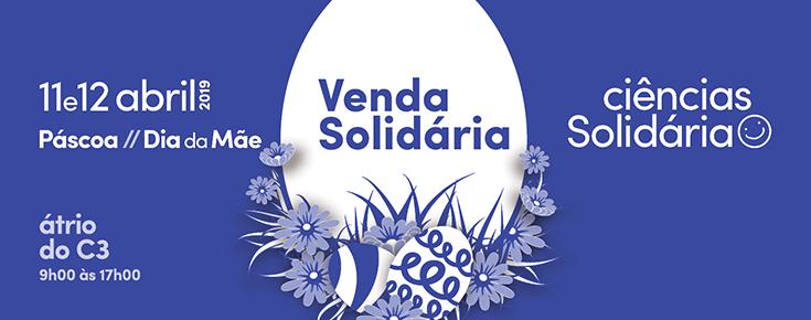 Venda Solidária de presentes para a Páscoa e dia da Mãe