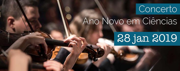 Concerto de Ano Novo em Ciências