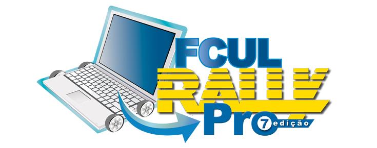 FCUL Rally Pro - 7.ª Edição