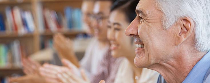Programa de Formação Universitária para Seniores da ULisboa