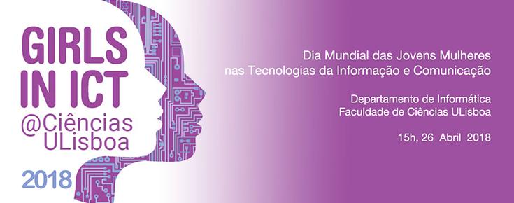 Girls in ICT @ Ciências.ULisboa