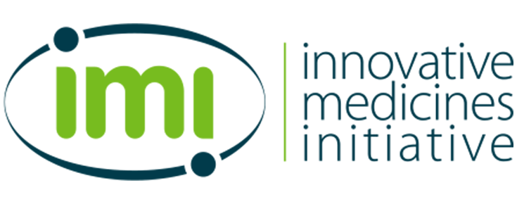 Logótipo da IMI - Innovative Medicines Initiative