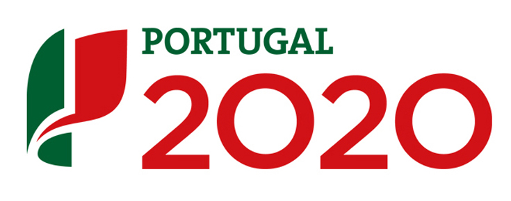 Logótipo do Programa Portugal 2020