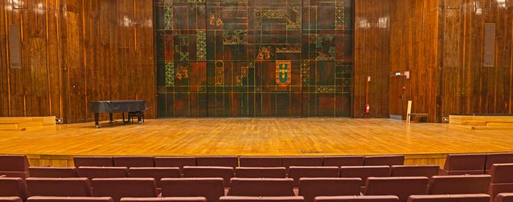 Aula Magna da Reitoria da Universidade de Lisboa