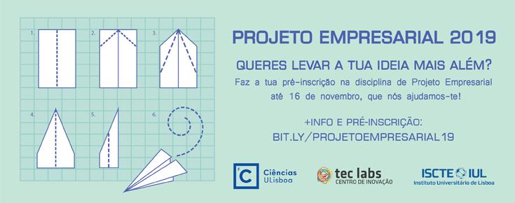Projeto Empresarial 2019