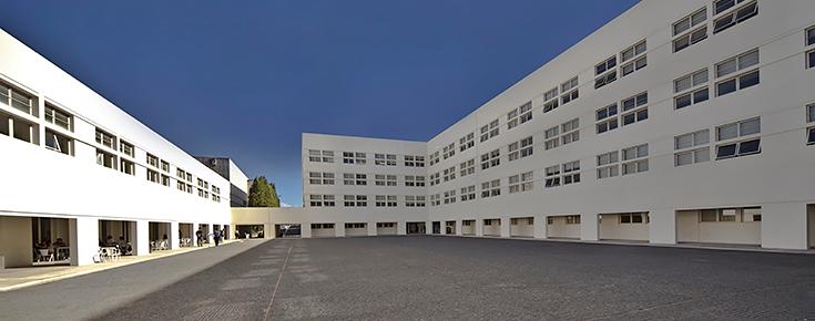 Edifício C6 de Ciências ULisboa