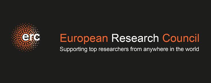 Logótipo ERC - European Research Council