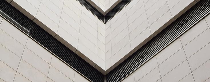Pormenor do edifício C8 de Ciências ULisboa