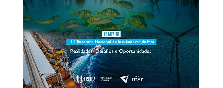 1.º Encontro Nacional de Incubadoras do Mar