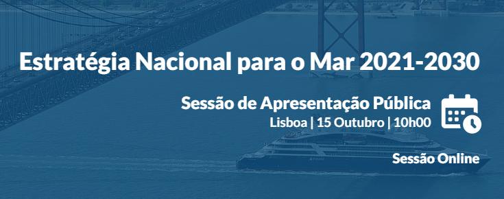 Fotografia da Ponte 25 de Abril, acompanhada do título e data do evento