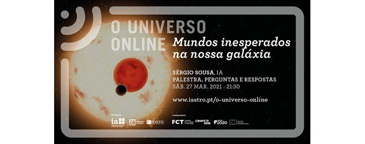 Imagem ilustrativa do evento (universo)