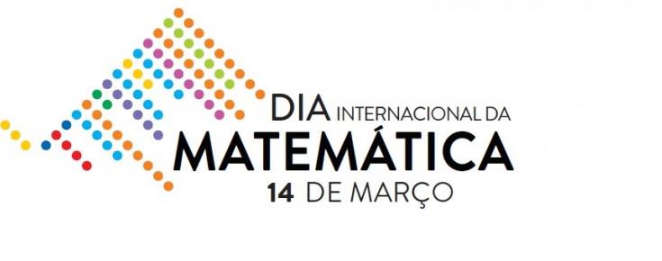 Logótipo do Dia Internacional da Matemática