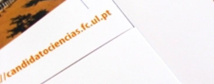 Imagem de um folheto promocional