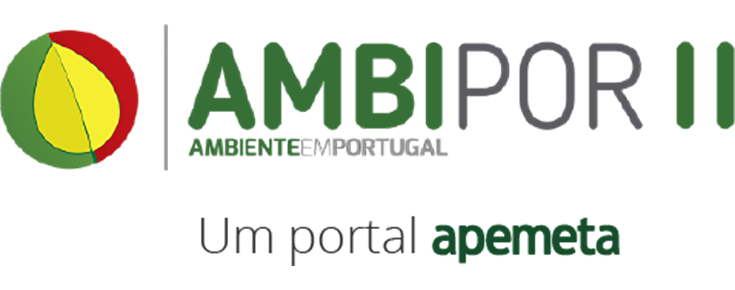 Logótipo da Plataforma Ambiente Portugal