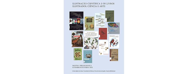 Pormenor do catálogo da Mostra Bibliográfica