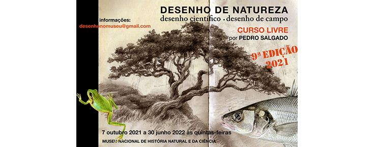 Imagem ilustrativa do curso, acompanhada de várias informações úteis