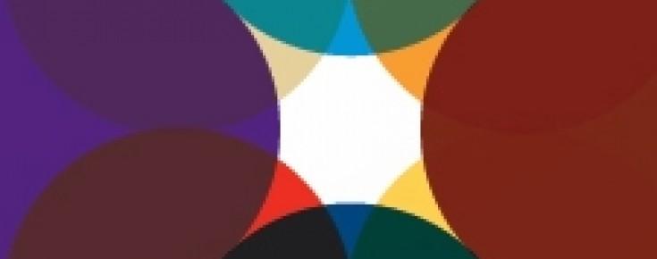 Vários círculos com várias cores