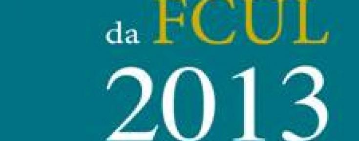 Logotipo Dia da FCUl 2013