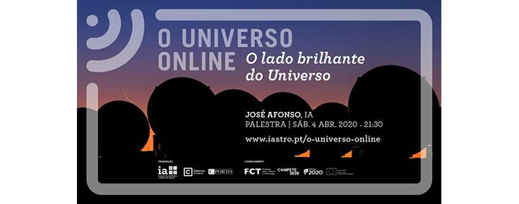 Imagem ilustrativa do evento, acompanhada do respetivo título, orador, dia, hora, link e logótipos das entidades organizadoras