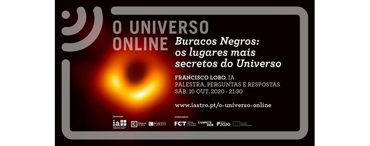Imagem ilustrativa do evento, acompanhada do respetivo título, oradores, dia, hora, link e logótipos das entidades organizadoras
