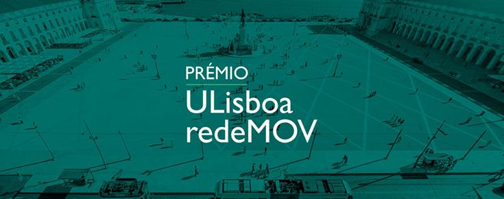 Título da iniciativa, sobre uma imagem estilizada de Lisboa (Praça do Comércio)