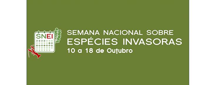 Logótipo da iniciativa, sobre um fundo verde