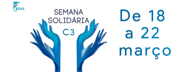 Semana Solidária da AEFCL