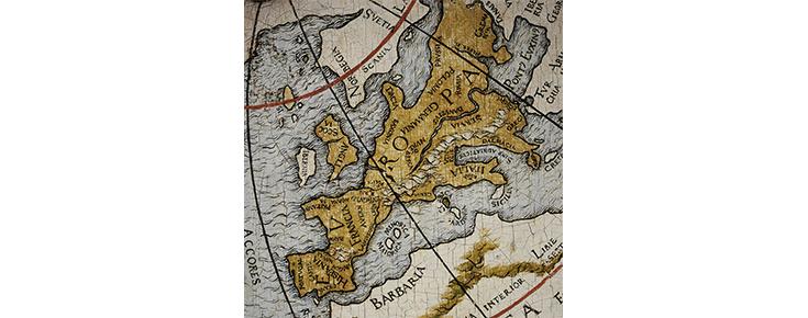 Imagem ilustrativa do evento (mapa antigo)