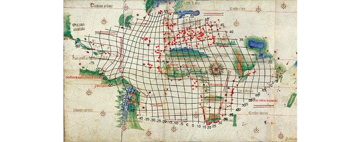 Mapa antigo