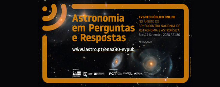 Imagem ilustrativa do evento, acompanhada do respetivo título, dia, hora, link e logótipos das entidades organizadoras