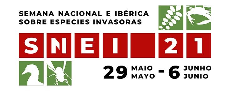 Semana Nacional e Ibérica sobre Espécies Invasoras