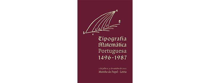 Capa do Caderno da Exposição